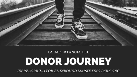 Donor Journey en ONG