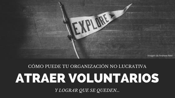 Voluntarios para ONG