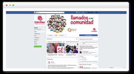 Facebook incluir llamada a la acción
